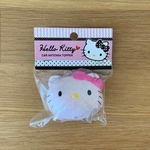 Hello Kitty Car Antenna Topper - Pink